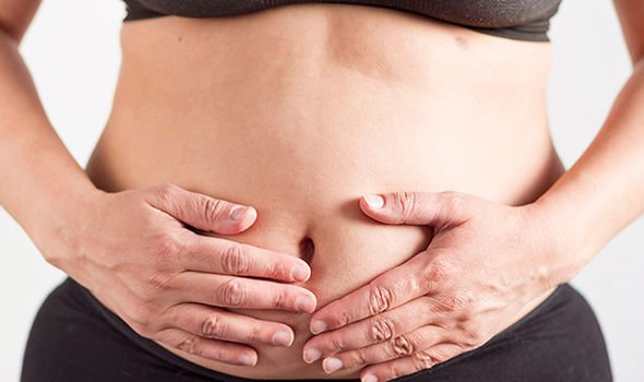 cancer and abdominal bloating)