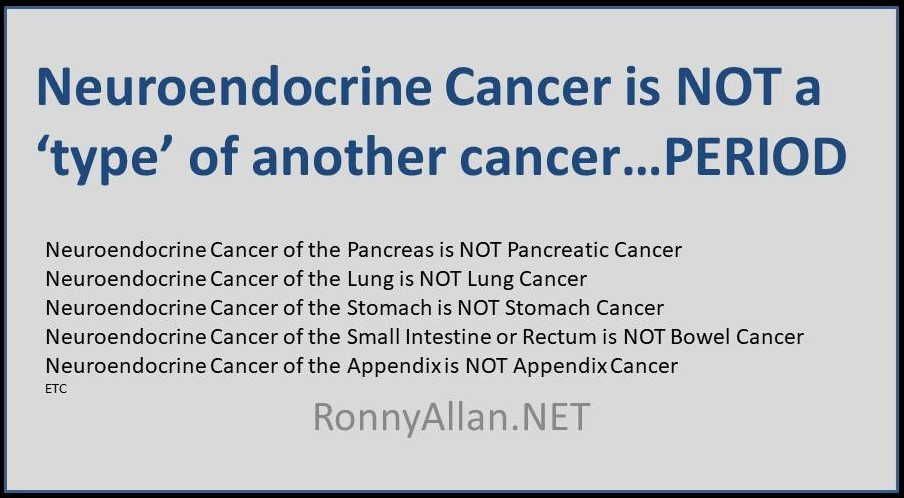 neuroendocrine cancer news
