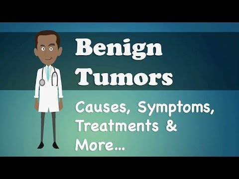 benign cancer symptoms