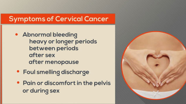 cervical cancer virgin)