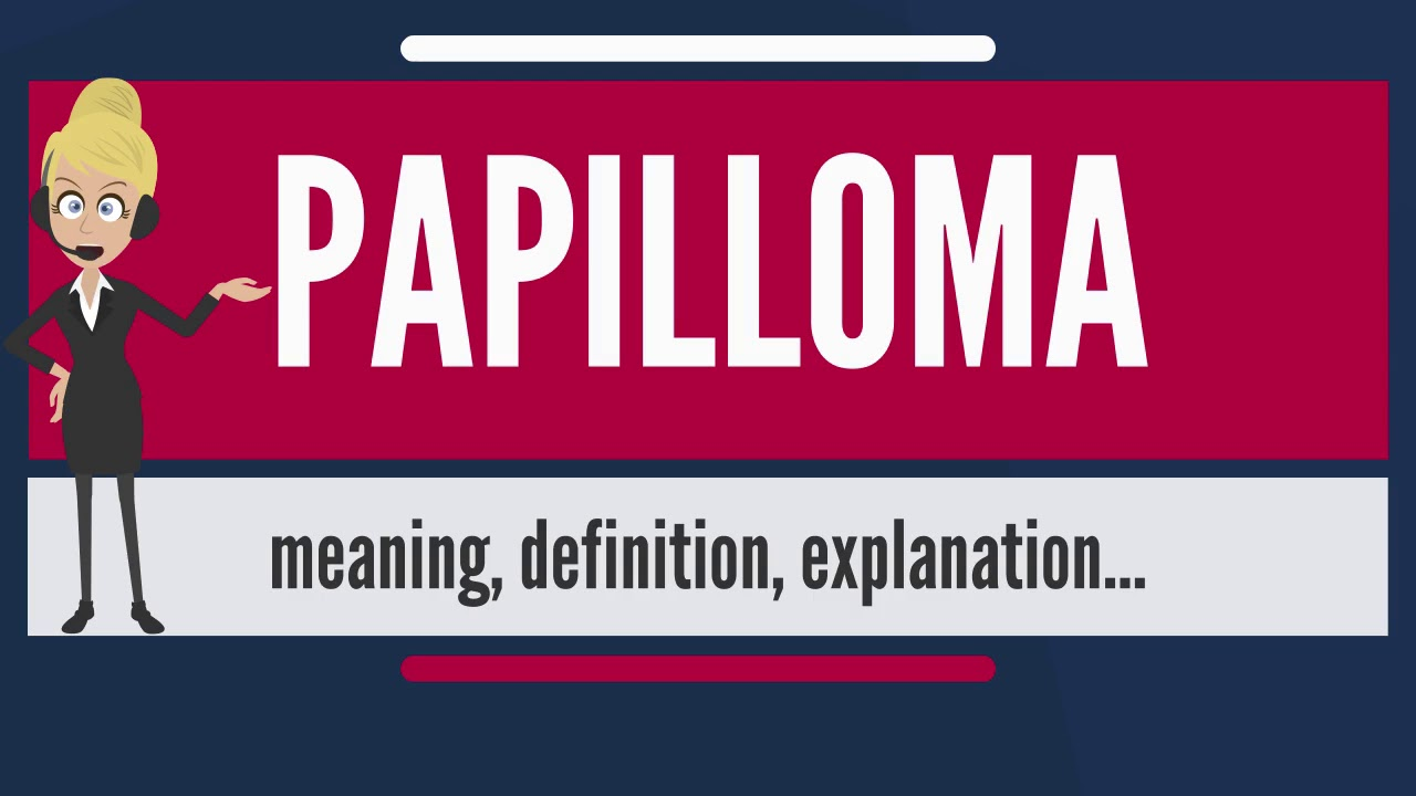 papilloma urdu mean