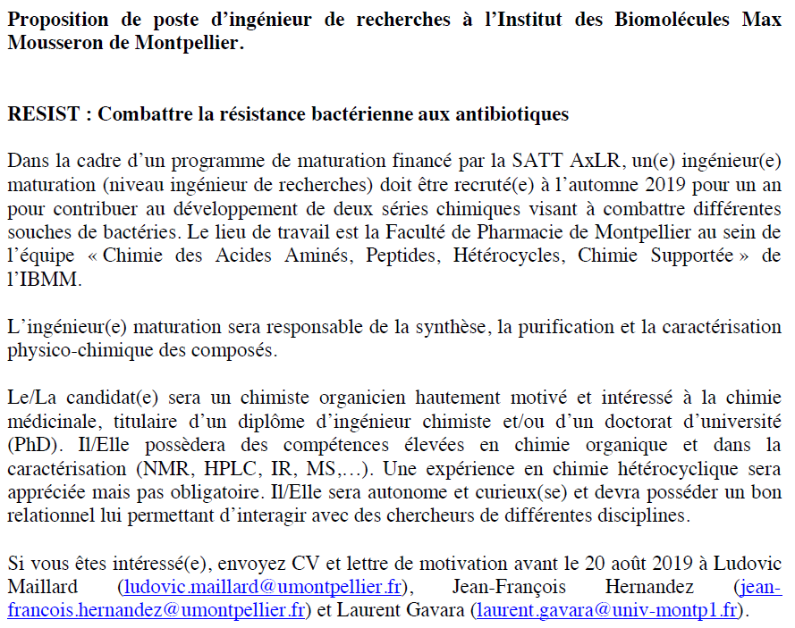 bacterie 9 lettres