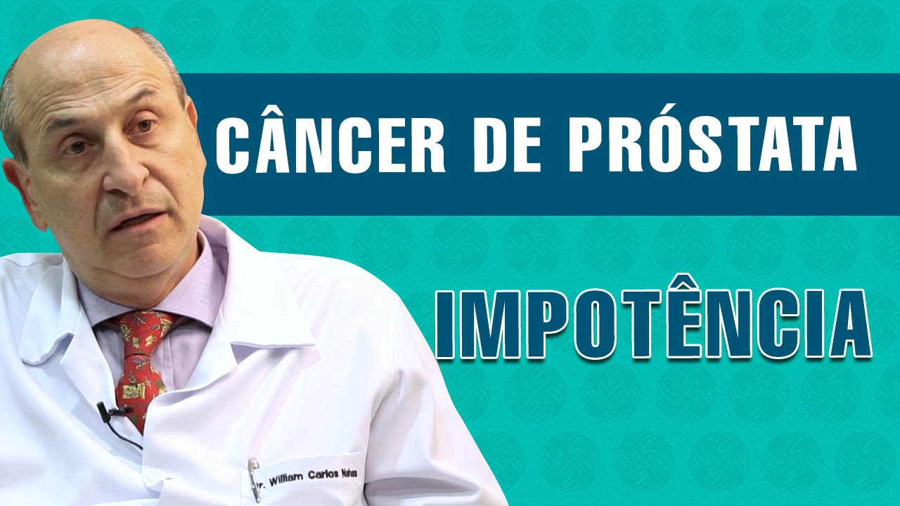 cancer de prostata causa impotencia)