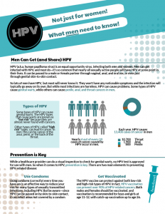 hpv high risk males