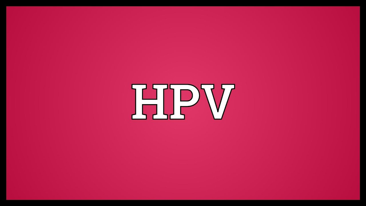 hpv tamil meaning