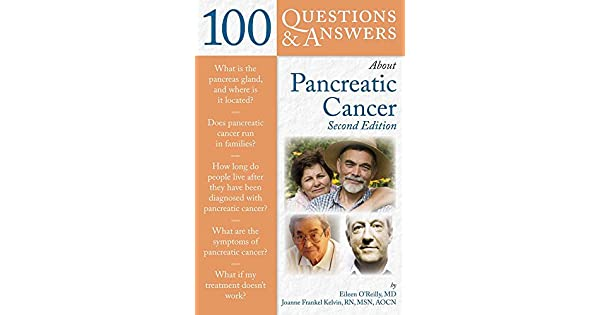 pancreatic cancer questions
