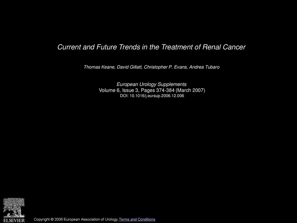 The significance of angiogenesis and tumoral proliferation in renal cell carcinoma.