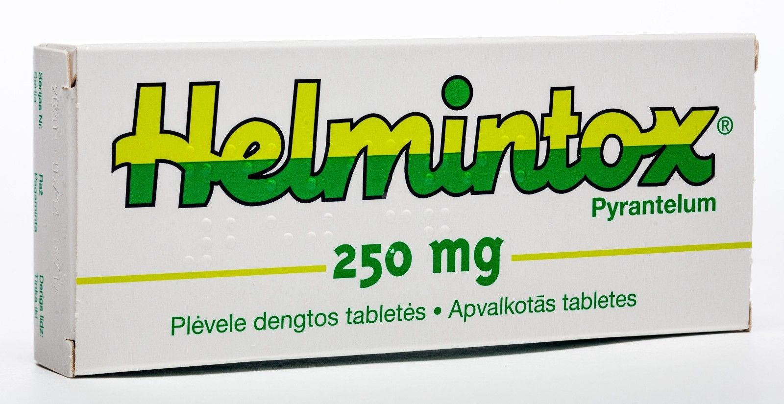uses of helmintox)