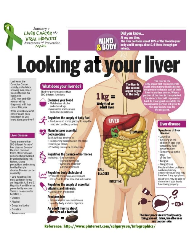 hepatic cancer fun facts)