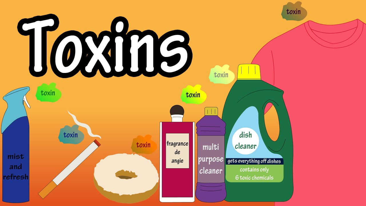 toxin meaning)