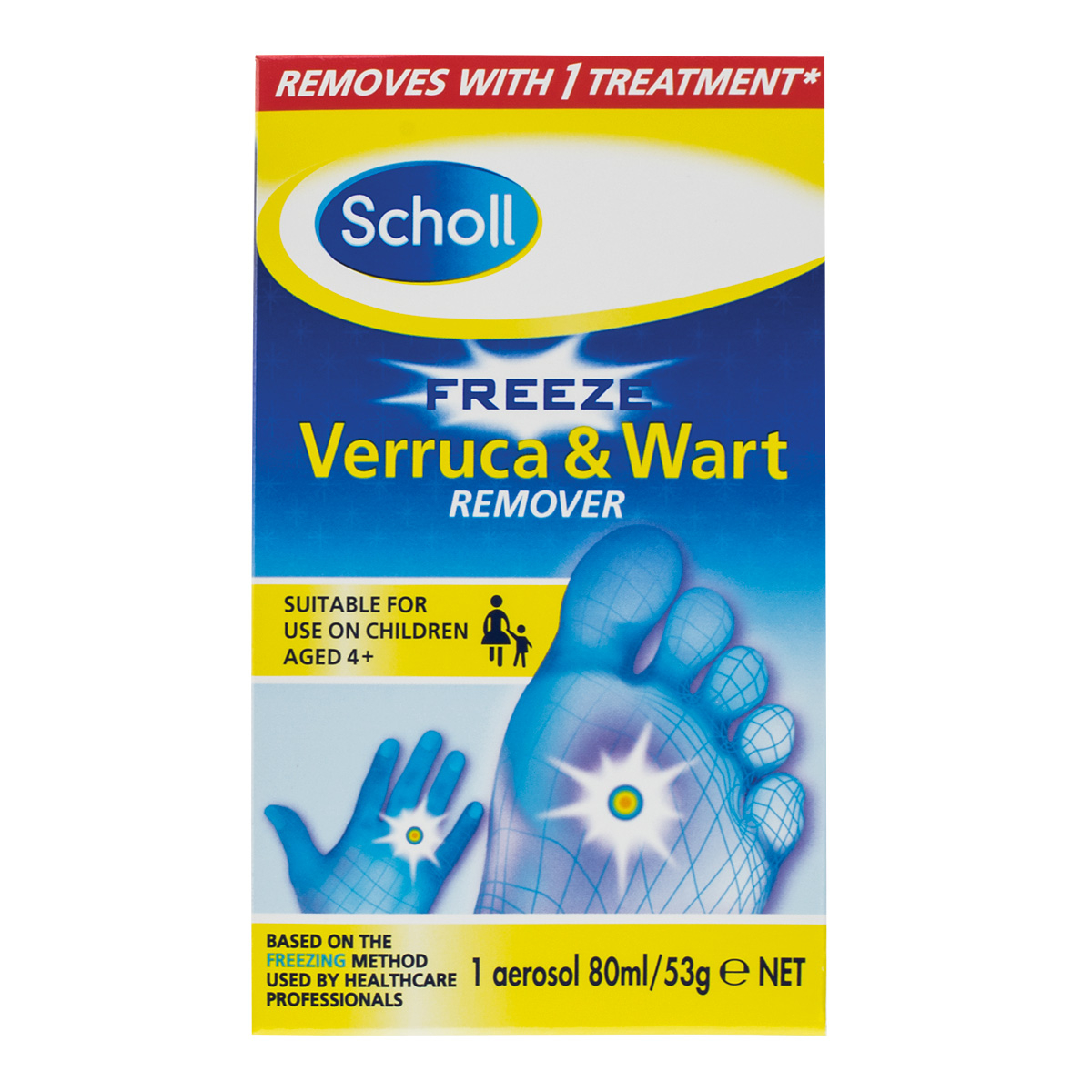 wart treatment scholl