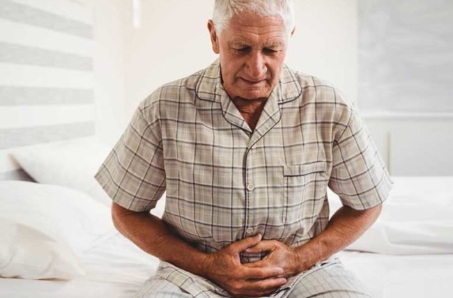 abdominal cancer early symptoms)
