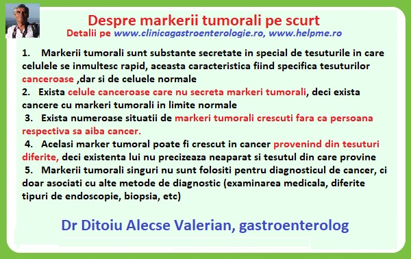 cancer colon markeri tumorali)