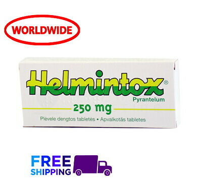helmintox 250 mg 3 tablets)