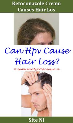 hpv causes hair loss)