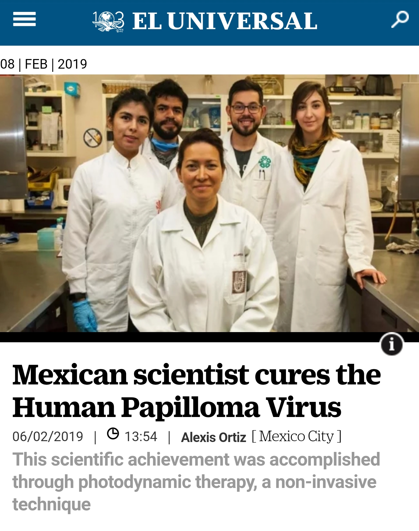 hpv cure by mexican