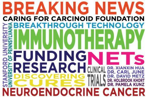 neuroendocrine cancer breakthrough