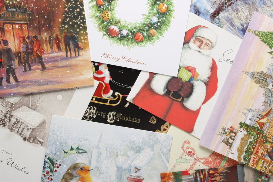 pancreatic cancer xmas cards)