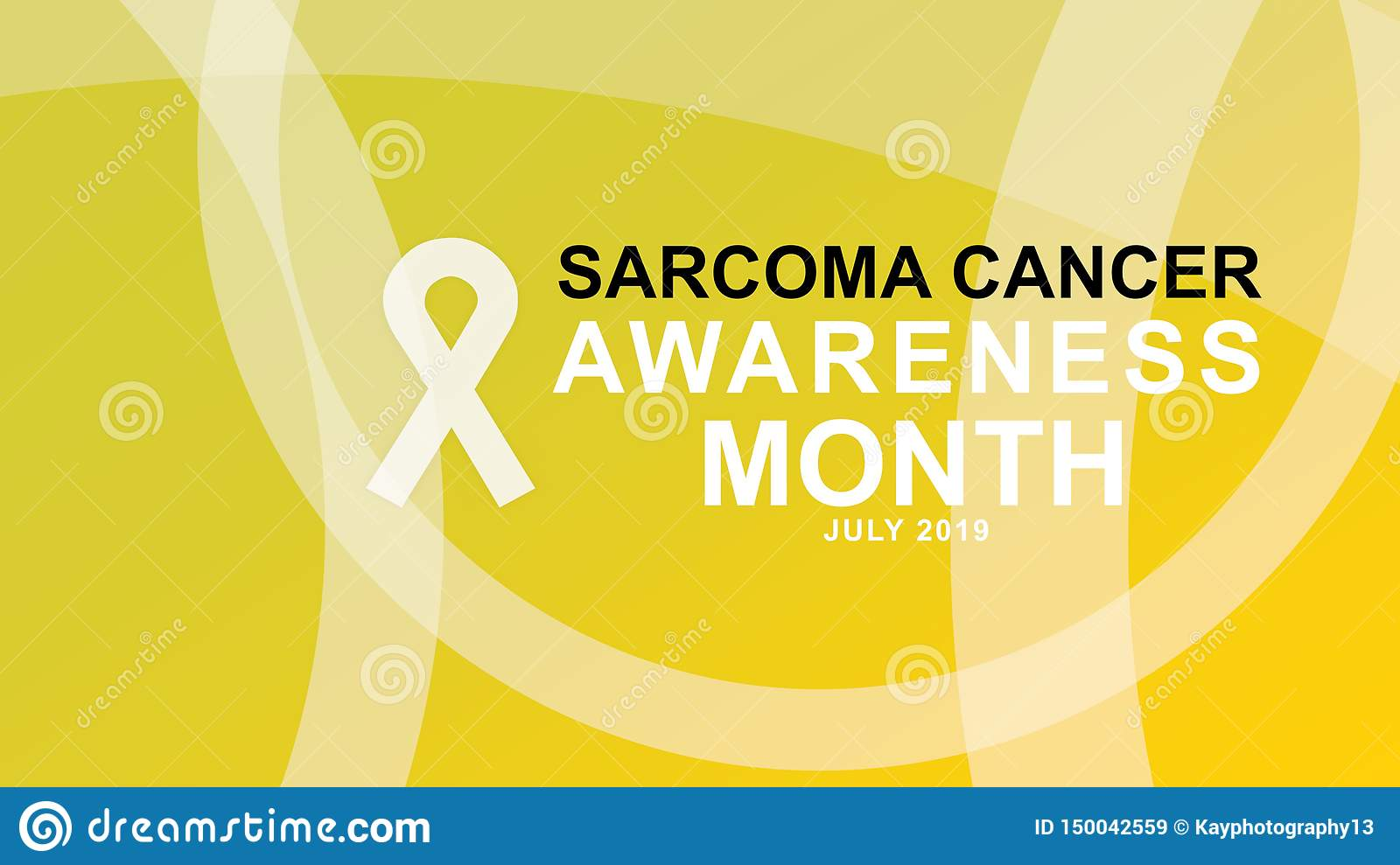 sarcoma cancer awareness week 2019)