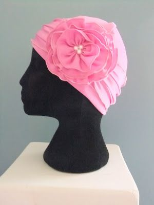 cancer cap patterns to sew)