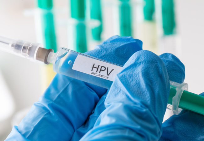 hpv causes bladder infections