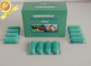 anthelmintic drugs for animals