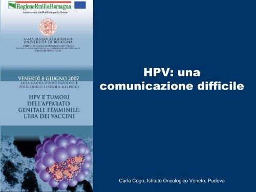 hpv vaccino veneto gastric cancer young