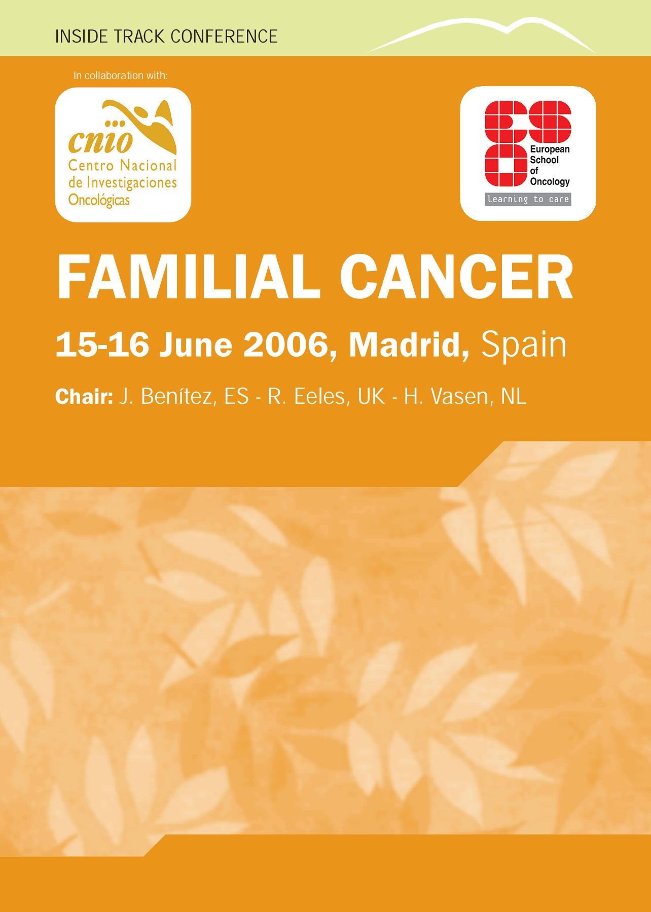 familial cancer database nl