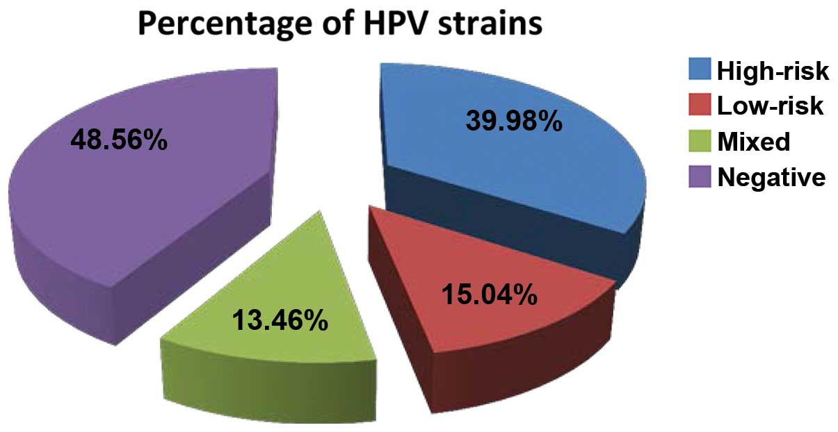 hpv high risk strains treatment)