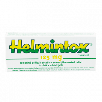 helmintox 125 mg